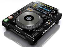 DJ CD-Player mieten