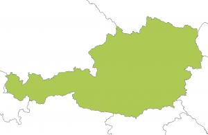 Österreich und angrenzende Länder